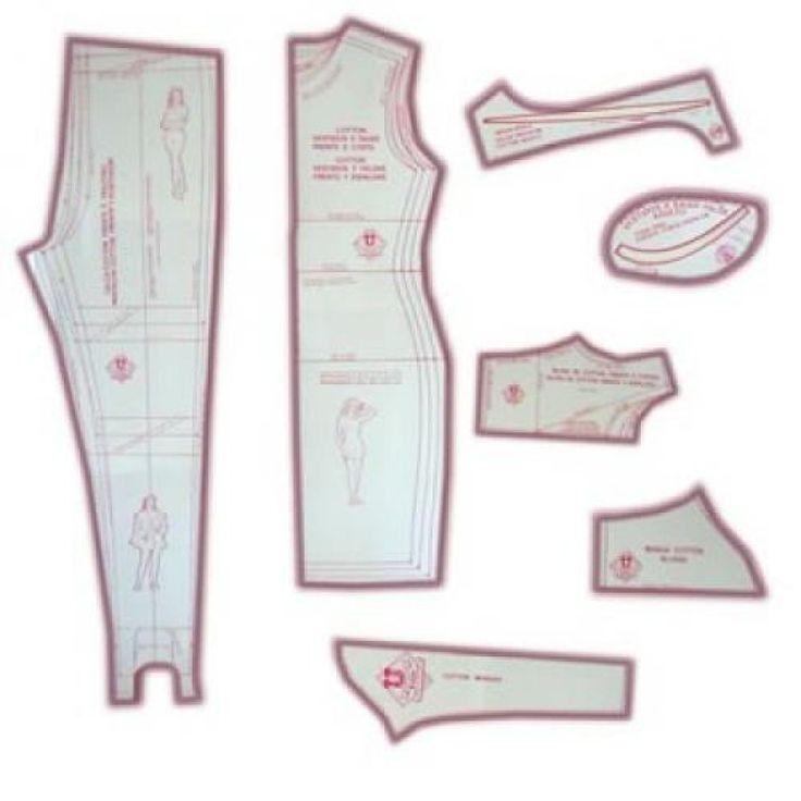 14+-+Kit+de+Moldes+Para+Costura+Feminino+Adulto+(Vestidos,+Saias,+Blusas,+Calças+Fuseau,+legging,+3/4+e+Bermudas+para+tecido+com+elasticidade)+-+Com+os+moldes+deste+kit+pode-se+confeccionar+modelos+de+saias,+vestidos,+blusas,+calças+fuseau+e+3/4+e+bermudas,+em+malha,+cotton+ou+qualquer+tecido+com+elastano.+Fazendo+as+devidas+adaptações,+confeccionam-se+qualquer+modelo.+Produto+impresso+em+cartão+duplex,+plastificado,+de+excelente+qualidade,+para+maiores+informações+sobre+este+pro...
