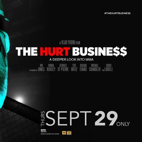 "Bruce Buffer Chats with ""The Hurt Business's"" Vlad Yudin by IT'S TIME w/Bruce Buffer"