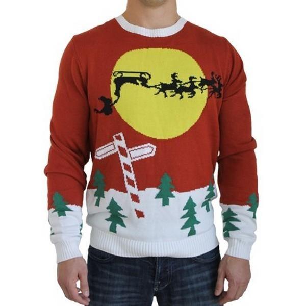 Новогодние и рождественские свитера