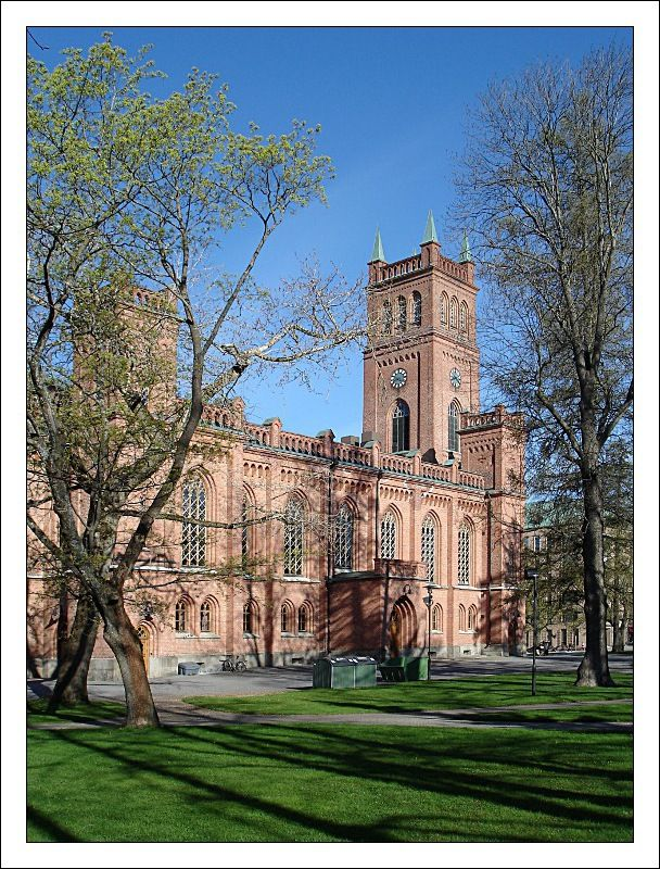 Holy Trinity Church - Vaasa, Western Finland
