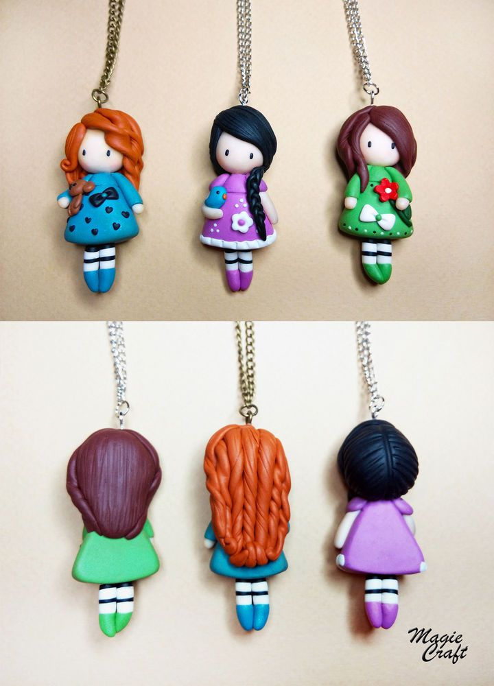 Polymer Clay Tutorial 6 Ways To Make Clay Bracelets: 1000+ Ideas About Polymer Clay People On Pinterest