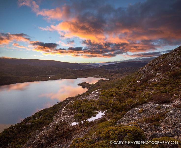 Dove Lake - at the base of Cradle Mountain - at sunset. #sunset #cradlemountain #tasmania #DiscoverTasmania #TasmaniasNorthWest Image Credit: Gary P Hayes Photography