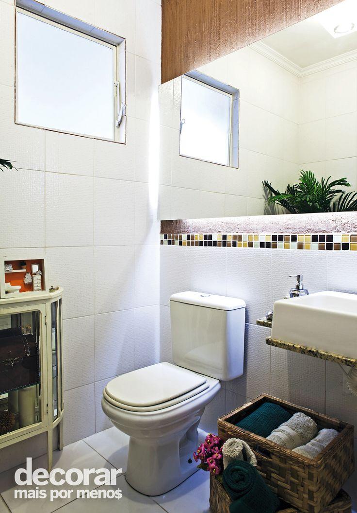 25+ best ideas about Decorar mais por menos on Pinterest  Ideias de como d -> Decoracao Banheiro Barata