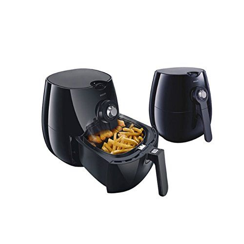 Philips HD9220 Viva Collection Low Fat Oil-less Air Fryer Multi Cooker (220V - Not for USA)
