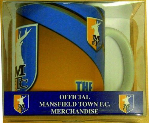 mansfield town mug