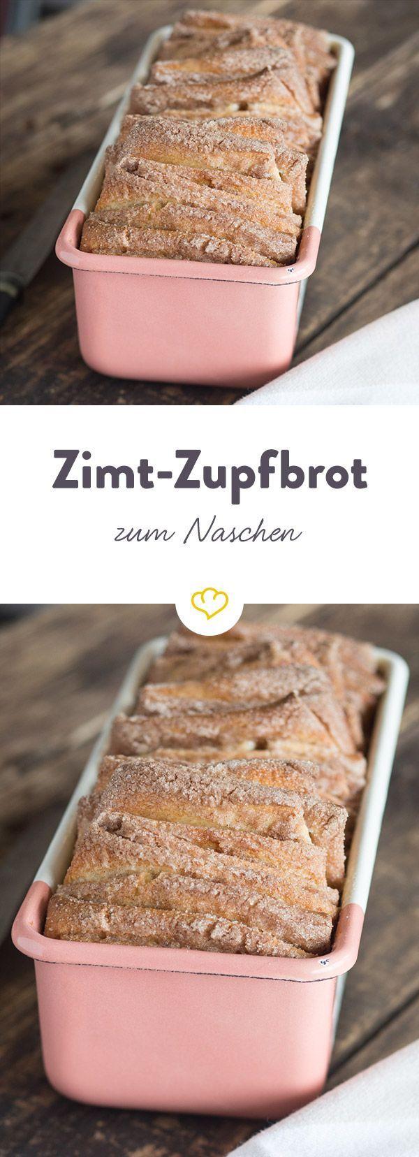 Zimt-Zupfbrot – willkommen im Gebäck-Himmel – doina iliescu