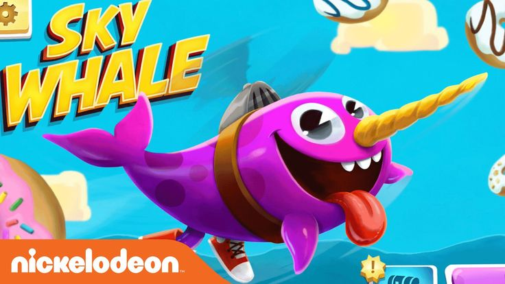 game shakers sky whale - Google Search