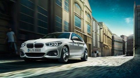 Hayat paylaşınca gerçekten daha güzel. 5 kapılı BMW 1 Serisi.