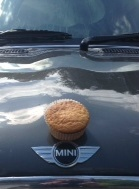 Mini muffin. Very nice. From Phil Ellis.