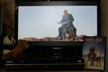 Highway to Hellas, Komödie, Film, Christoph Maria Herbst