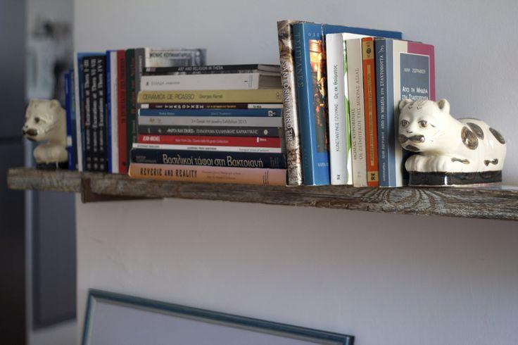#interiors #booklovers #santorini #oia #home #cosy