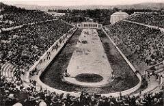 Ολυμπιακοί αγώνες 1906 στο Καλλιμάρμαρο