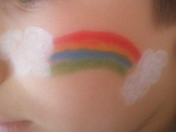 maquillage-arc-en-ciel