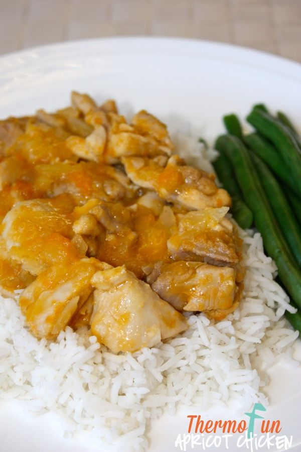 Apricot Chicken/ThermoFun Member Recipe