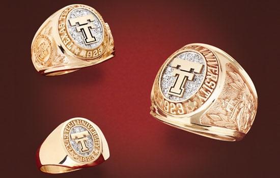 Texas Tech Official Ring