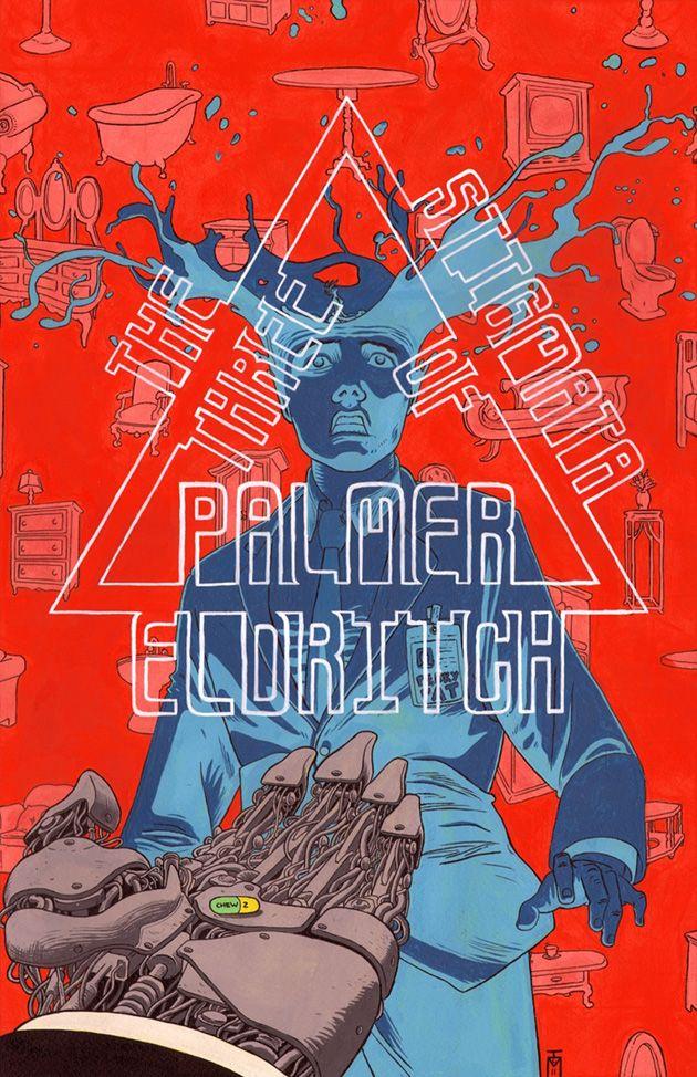 The Three Stigmata of Palmer Eldritch by Ian MacEwan