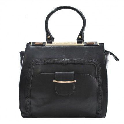 Bolsa Feminina Lace Lore 00091 - Preto - Compre Online Bolsas e Calçados Femininos e Malas de Viagem | Vivi Tonin