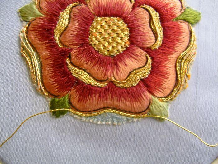 Best royal school of needlework images on pinterest