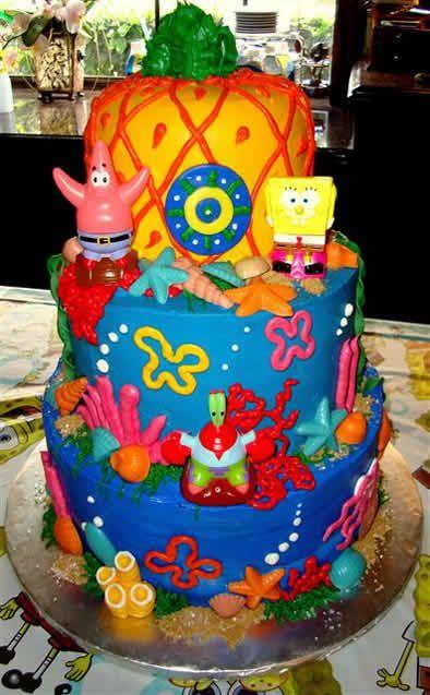 Spongebob Squarepants Cake Pops 1st Birthday Ideas Cake Ideas