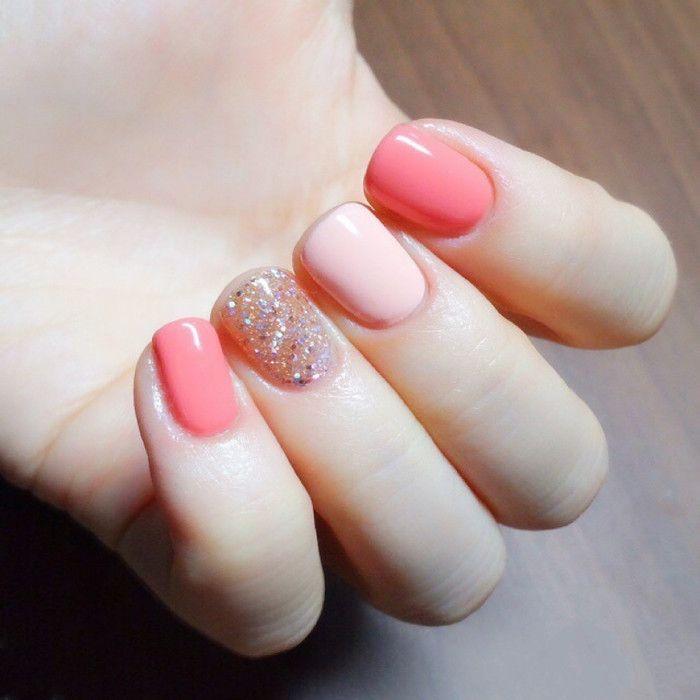 summer nail design Art
