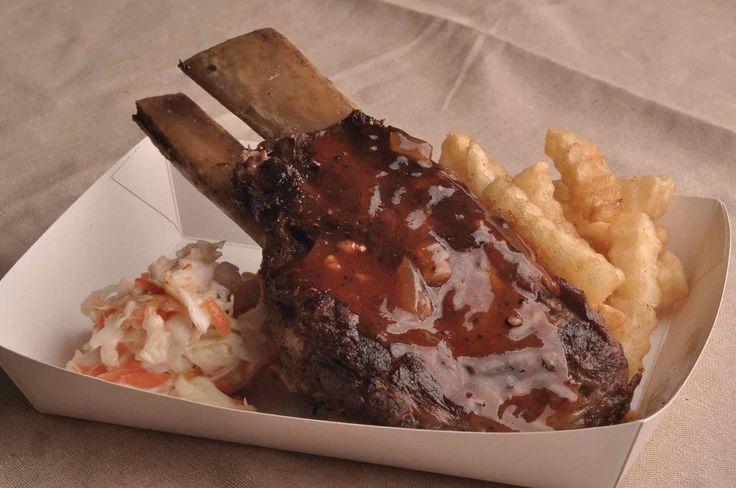 Jakarta Foodtruck style smokey ribs