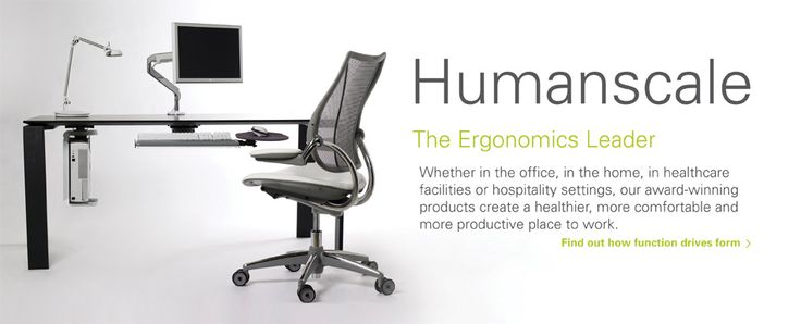 17 Best Images About Humanscale On Pinterest Reception