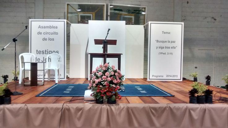 Asamblea Santa rosa