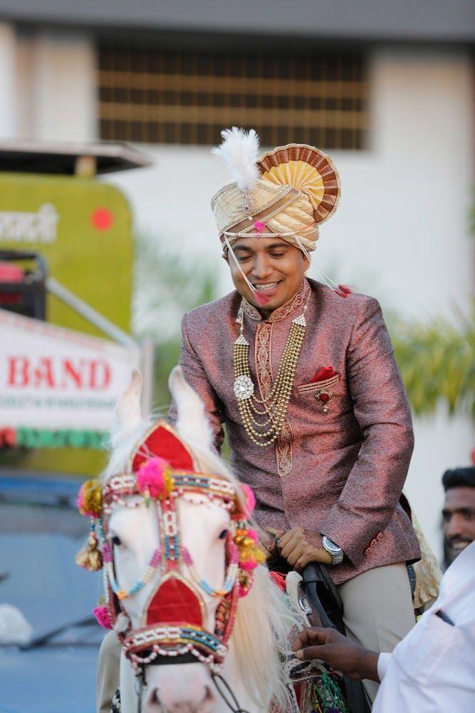 🐴Photo by Hruturaaj Photography, Pune   #wedding #india #indian #indianwedding #prewedding #photoshoot #photoset #groom #wear #groomwear #sherwani #groomsmen #photographer #photography #inspiration #planner #organisation #invitations #details #sweet #cute #gorgeous #fabulous