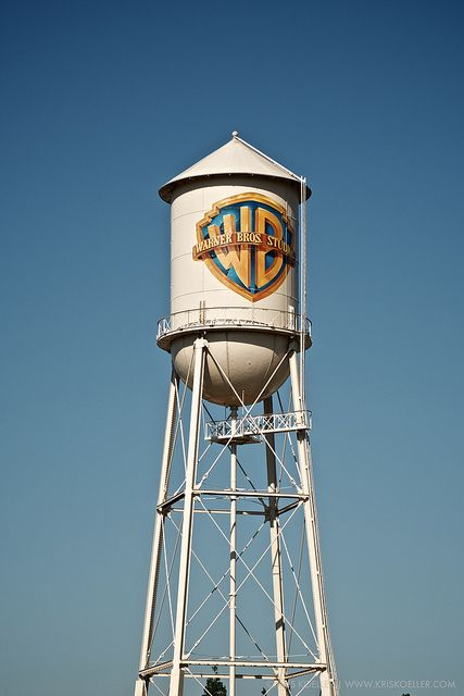 Warner Brothers Studios in Hollywood