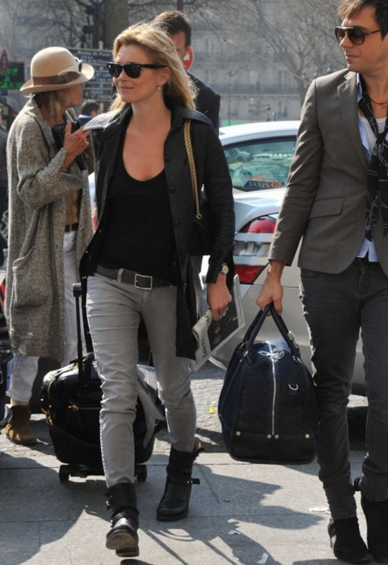 Paige Verdugo Jegging in Stratus - as seen on Kate Moss - from Paige Premium Denim