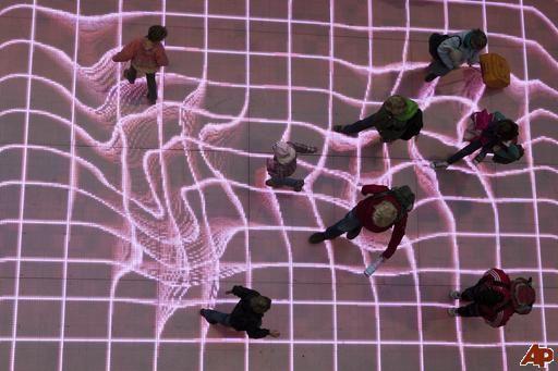 APTOPIX Germany interactive Art Installation