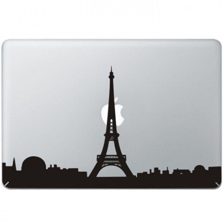 """<p class=""""p1""""><span class=""""s1"""">De stad van de liefde, Parijs. Ben jij er ook zo dol op en tegelijk stiekem ook een beetje in love met je MacBook? Dan moet je jouw MacBook natuurlijk deze super mooie sticker kado doen als teken van jouw liefde. Hij gaat maar liefst 5 jaar mee, want hij is gemaakt van hoogwaardig vinyl. Je krijgt er een handige transferfilm en handleiding bij om de sticker gemakkelijk aan te brengen en later weer te verwijderen.</span></p>"""