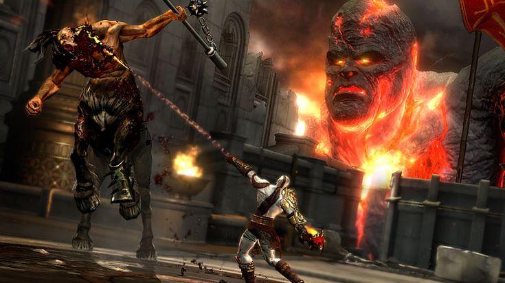 God of War 3 Boss Guide: Cronos