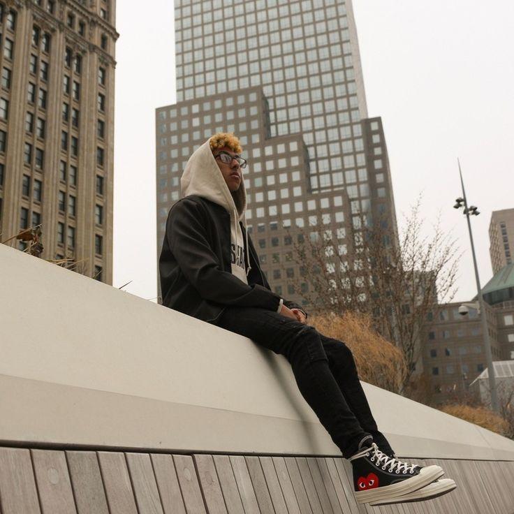 Pickup: CDG Converse(I love them) : streetwear
