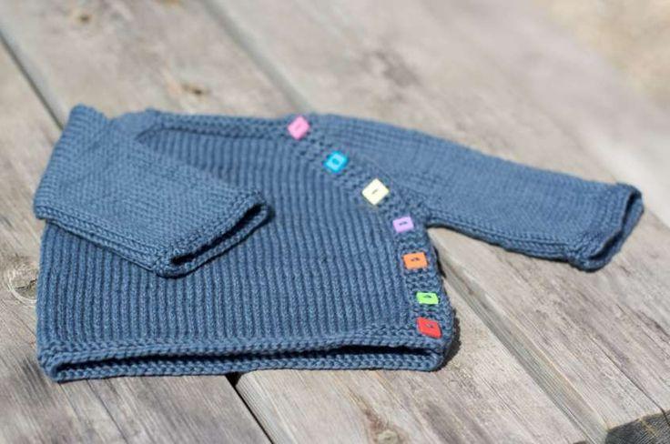 Abiti a maglia per bambini - Idee creative