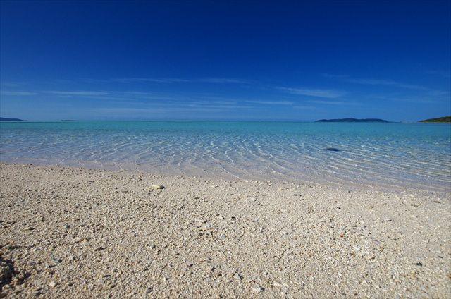 竹富島/コンドイビーチ 星の砂☆