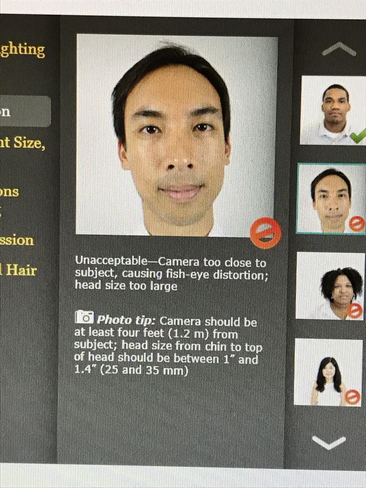 Not sure how to break it to the US Passport office but I think he is just Asian http://ift.tt/2wp4qaY