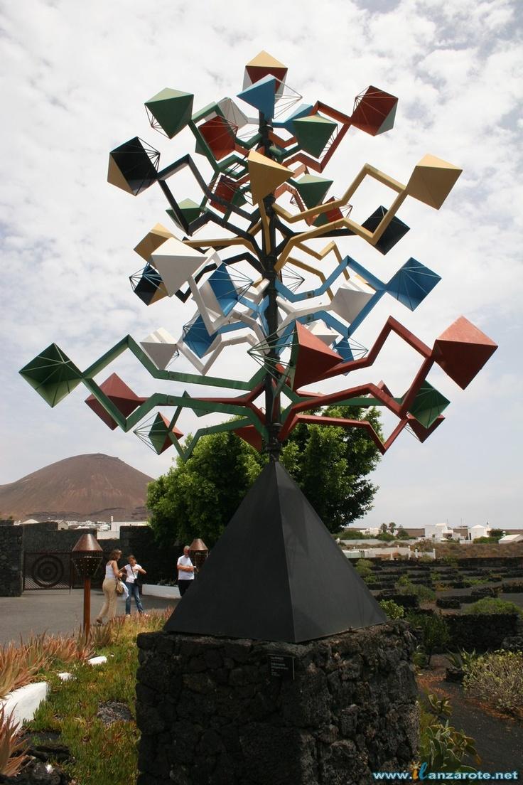Fundación Cesar Manrique - Spain