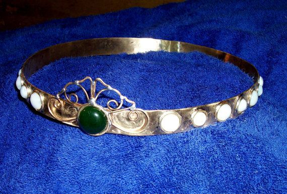 Handmade Merida Brave Crown by WickedlyWired on Etsy