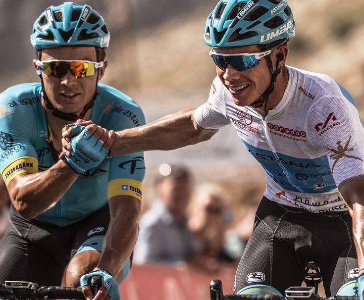 Miguel Angel Lopez remporte l'étape reine du Tour d'Oman 2018  https://todaycycling.com/miguel-angel-lopez-letape-reine-tour-doman-2018/