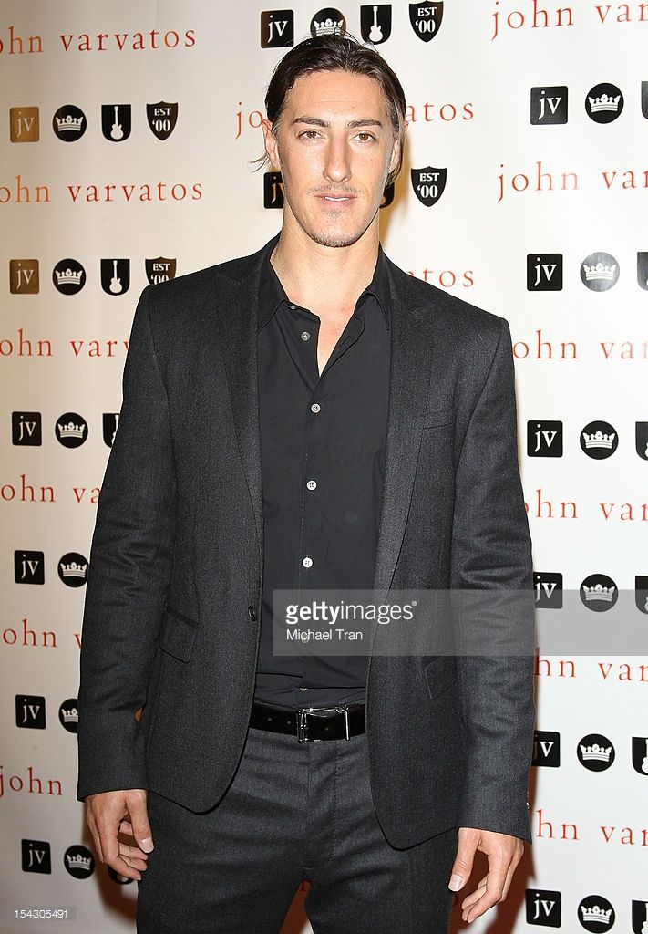 Eric Balfour arrives at the John Varvatos West Hollywood 10 year anniversary celebration held at John Varvatos Los Angeles on October 17, 2012 in Los Angeles, California.