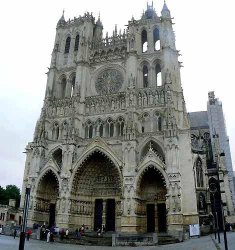 ノートルダム大聖堂 (アミアン)の画像 p1_35