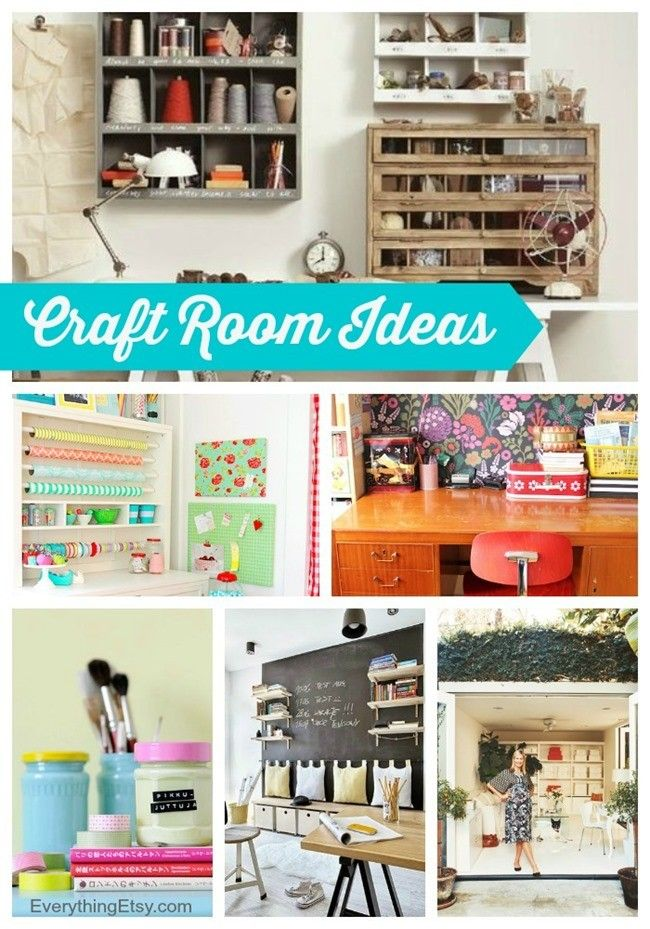 Craft Room Makeover – Studio Pebbles