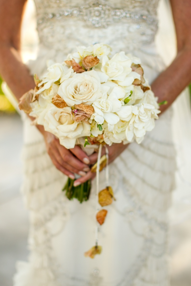 Golden Bridal Bouquet : Best images about a and j on receptions