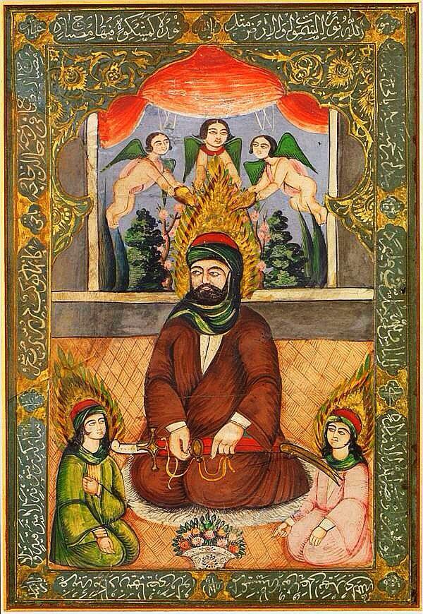 Imam Ali (ra)