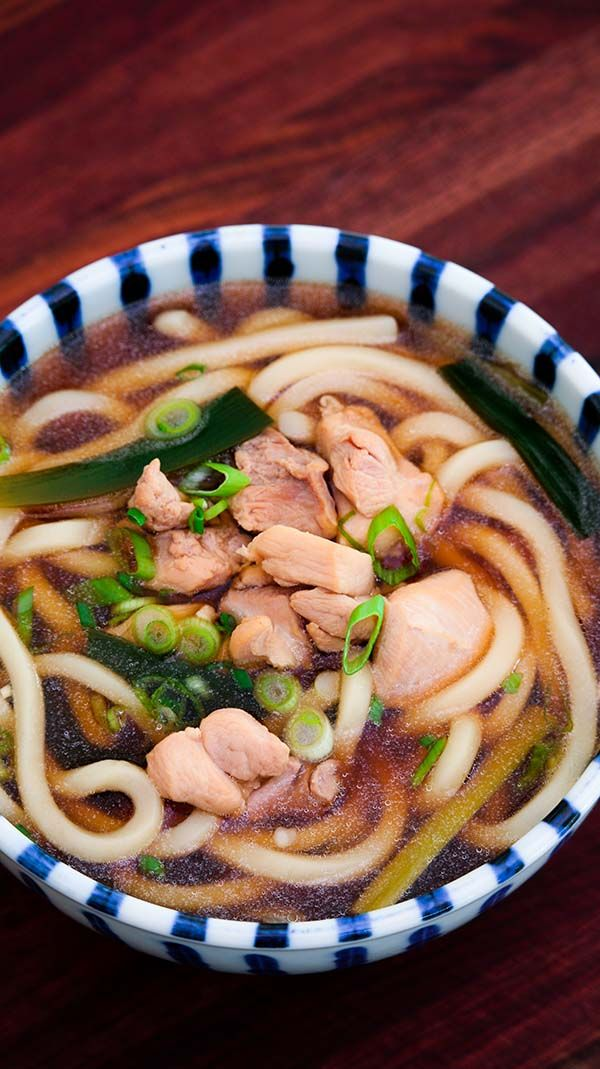 Life Changing Chicken Udon Recipe Video Seonkyoung Longest Recipe Udon Recipe Chicken Udon Bulgogi Recipe