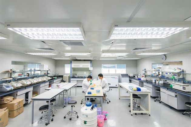 BGI in Shenzhen has shifted its focus from serving researchers to medical applications of genome sequencing.   China's genomics giant to make stock-market debut : Nature News & Comment    Would be cooler if we could have any confidence in Chinese QA/QC, safety, ethics, etc.