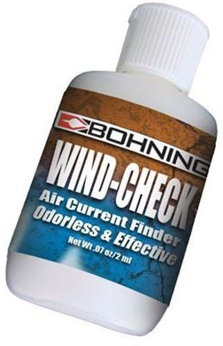 Bohning wind check - Will detect even the slightlest air currents!!!