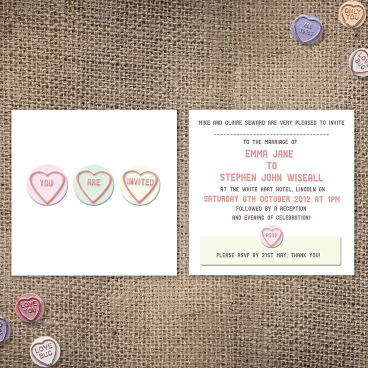 26 best Wedding Invitations images on Pinterest | Wedding ...