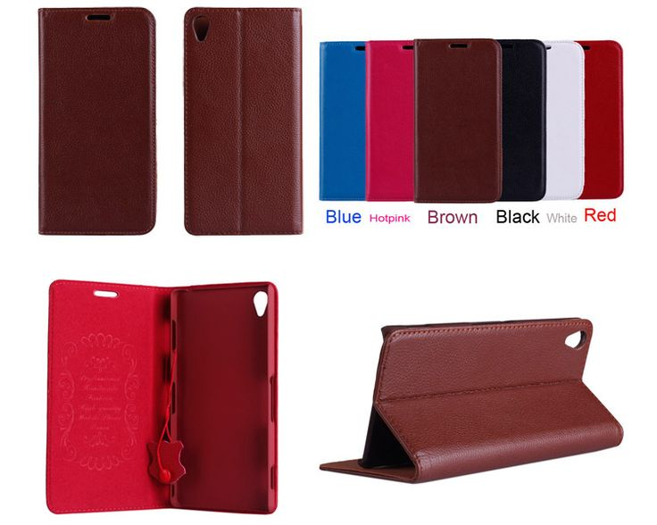 Handwork Genuine Leather Case for Xperia Z3
